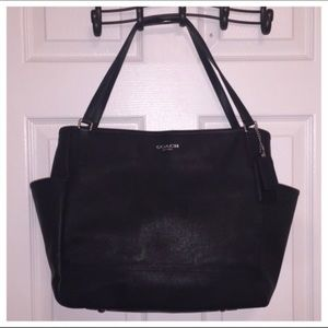 Coach Diaper Bag Saffiano Leather LIKE NEW